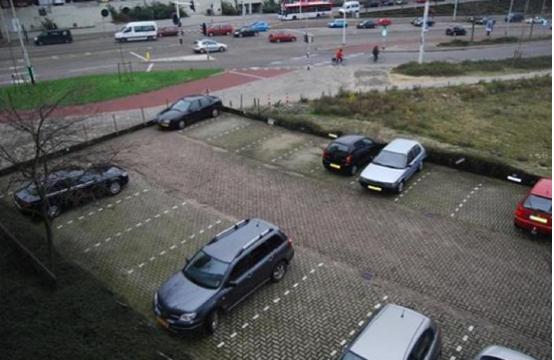 Te huur parkeerplaats Kronenburgersingel P