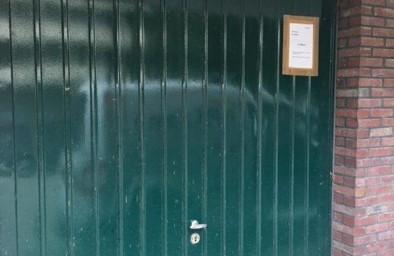 Te huur stallings-/opslagruimte Van Borselenstraat 114H